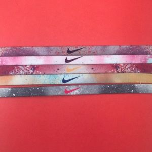 Nike Thin Patterned Headbands